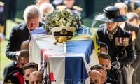 Les funérailles du Prince Philip se sont déroulées à Windsor