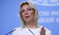 Vingt diplomates tchèques déclarés personae non gratae en Russie