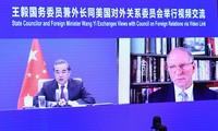Relations sino-américaines: Wang Yi lance des pistes