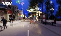 Cân Tho ouvre une rue piétonne à Ninh Kieu