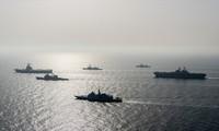 Incident dans le Golfe entre navires américains et iraniens