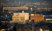 Washington rappelle du personnel de son ambassade à Kaboul