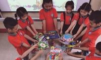 Haiphong promeut la lecture au sein des établissements scolaires