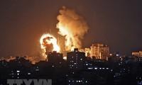 Nouveaux raids israéliens contre la Bande de Gaza