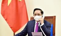 Entretien téléphonique Pham Minh Chinh – Prayut Chan-O-cha