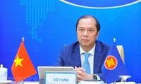 Créer une impulsion pour resserrer la coopération ASEAN-Chine