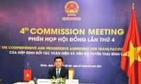 CPTPP entame des pourparlers concernant l'adhésion du Royaume-Uni