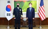 Séoul et Washington réaffirment l'importance de leur alliance