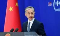 """La Chine exhorte les États-Unis à cesser de promouvoir un projet de loi qui exagère la rhétorique de la """"menace chinoise"""""""