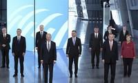 """L'Otan préoccupée par """"les nouveaux défis"""" posés par la Chine et la Russie"""