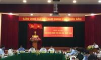 Nguyên Trong Nghia préside une conférence sur la presse
