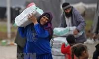 Des millions de Syriens ont besoin d'aide humanitaire