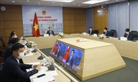 Vietnam-Chine: entretien Vuong Dinh Huê – Li Zhanshu