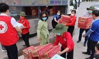 Covid-19: la Croix-Rouge du Vietnam reçoit des soutiens