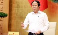 Lê Van Thành, chef de la Direction nationale contre la pêche illicite, non déclarée et non réglementée
