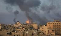 Gaza: Israël et le Hamas s'affrontent pour la première fois depuis le début de la trêve