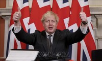 Boris Johnson salue le choix du Brexit