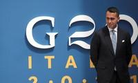 L'Italie appelle le G20 à soutenir les pays en crise