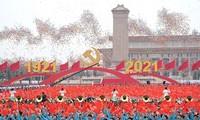 100e anniversaire du Parti communiste chinois: message de félicitations du Vietnam