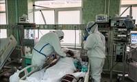 Covid-19: plus de 182,7 millions de patients recensés dans le monde