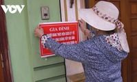 Covid-19: le Vietnam expérimente la quarantaine à domicile pour les premiers cas contacts