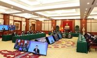 Nguyên Phu Trong: Le bonheur du peuple est l'objectif ultime des partis politiques