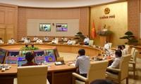Covid-19: Pham Minh Chinh travaille avec Hô Chi Minh-ville