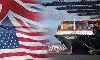Londres et Washington conviennent de renforcer leurs relations commerciales bilatérales