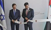 Les Émirats arabes unis ouvrent leur première ambassade en Israël