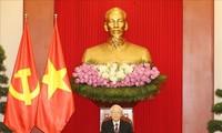 Vietnam-République de Corée: entretien entre Nguyên Phu Trong et Moon Jae-in