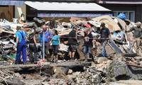 Allemagne: Premières aides financières pour les sinistrés des inondations