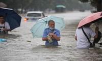 Inondation en Chine: message de sympathie du Vietnam