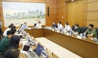 Assemblée nationale: débats en groupe sur le développement socio-économique