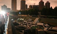 Inondations en Chine: la ville de Zhengzhou et son métro engloutis