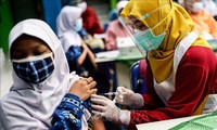 Covid-19: plus de 193,6 millions de patients recensés dans le monde