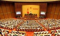 Première session de la 15e législature: le bilan