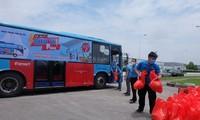 Bus-supermarchés à 0 dông à destination des travailleurs