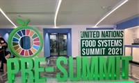 Clôture de la réunion préparatoire au sommet des Nations Unies sur les systèmes alimentaires