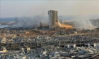 Le Liban toujours en crise, un an après l'explosion à Beyrouth