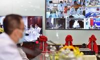 Covid-19: de la téléconsultation à l'intention de plus de 1.800 cas graves