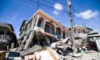 Séisme en Haïti: message de sympathie de Pham Minh Chinh