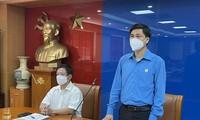 La CGTV vient en aide aux travailleurs dans la lutte anti-Covid-19
