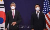 Nucléaire : l'envoyé américain arrive à Séoul pour des entretiens avec ses homologues sud-coréen et russe