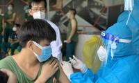 Hô Chi Minh-ville: vacciner plus de 7,2 millions de personnes âgées de 18 ans et plus