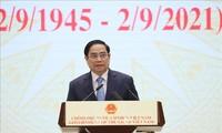 Pham Minh Chinh: Le Vietnam continuera de défendre les intérêts nationaux