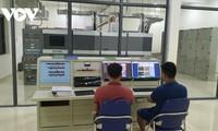 Mise en service de l'émetteur radio pour le Centre méridional