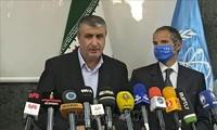 Nucléaire: l'AIEA parvient à un accord avec l'Iran sur le matériel de surveillance