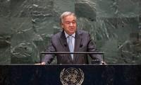 Ouverture du débat général de haut niveau de l'Assemblée générale des Nations unies