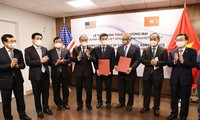 Nguyên Xuân Phuc rencontre des entrepreneurs américains