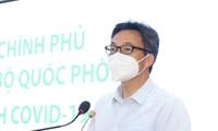 L'armée continue d'aider Hô Chi Minh-ville et les provinces du Sud dans la lutte contre la pandémie de Covid-19